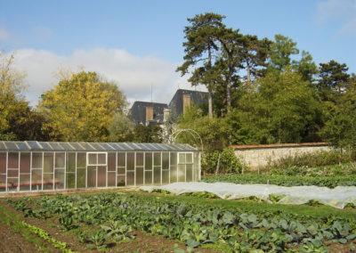 Jardin serres