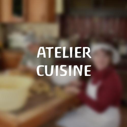 Image de l'atelier cuisine de ruzière